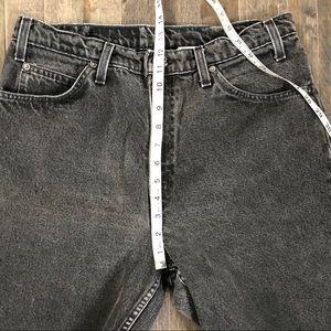 Levi's Shorts - Vintage Levi's 550 custom cut off jean shorts!!!